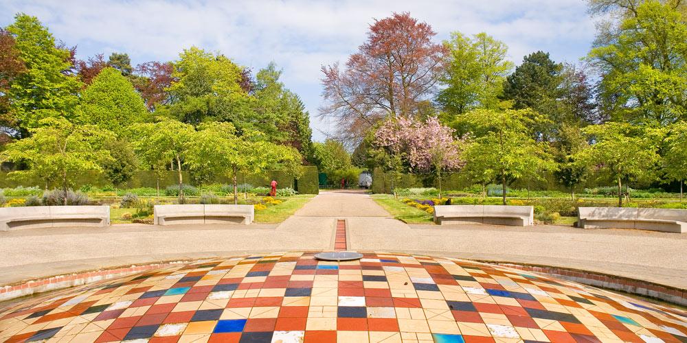 Eaton Park Norwich