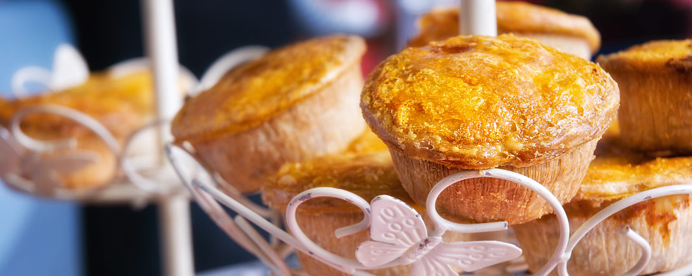Norfolk Pork Pies