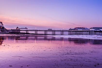 Cromer-Pier-Sunset