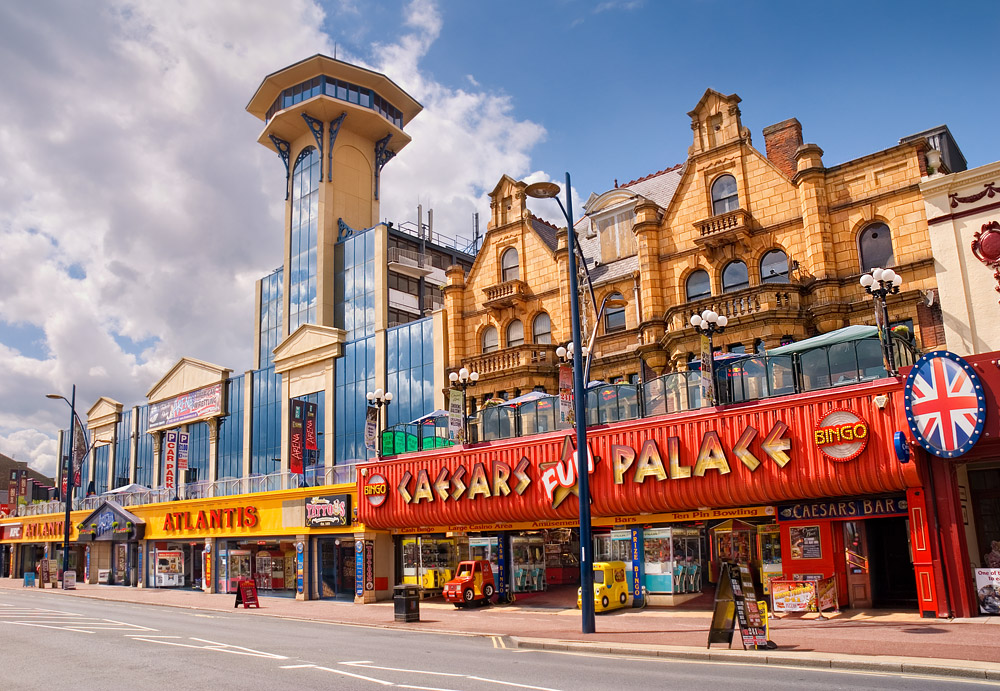 Photos Of Great Yarmouth On The Norfolk Coast