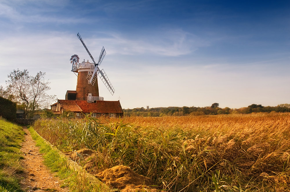 Cley next the Sea Mill