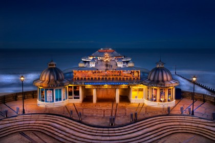 cromer-pier-night
