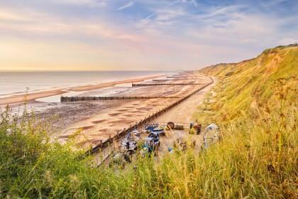 mundesley-beach