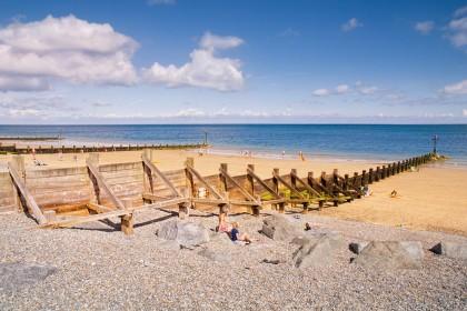 sheringham-beach