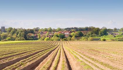 castle-acre-village