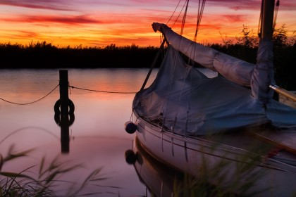 norfolk-broads-sunset