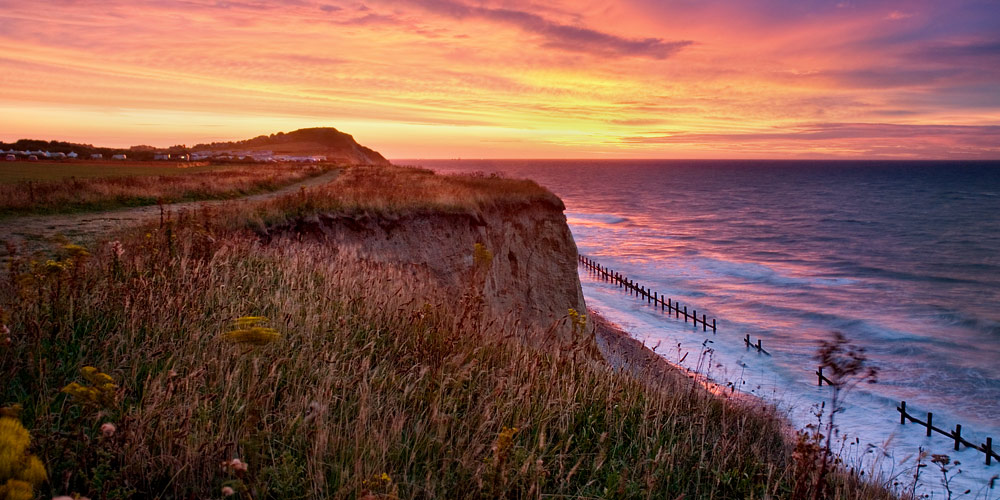 West Runton sunset