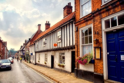 little-walsingham-highstreet
