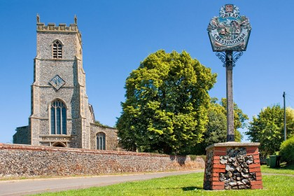 great-cressingham-church
