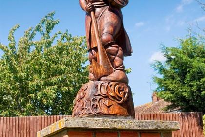 north-pickenham-saxon-warrior